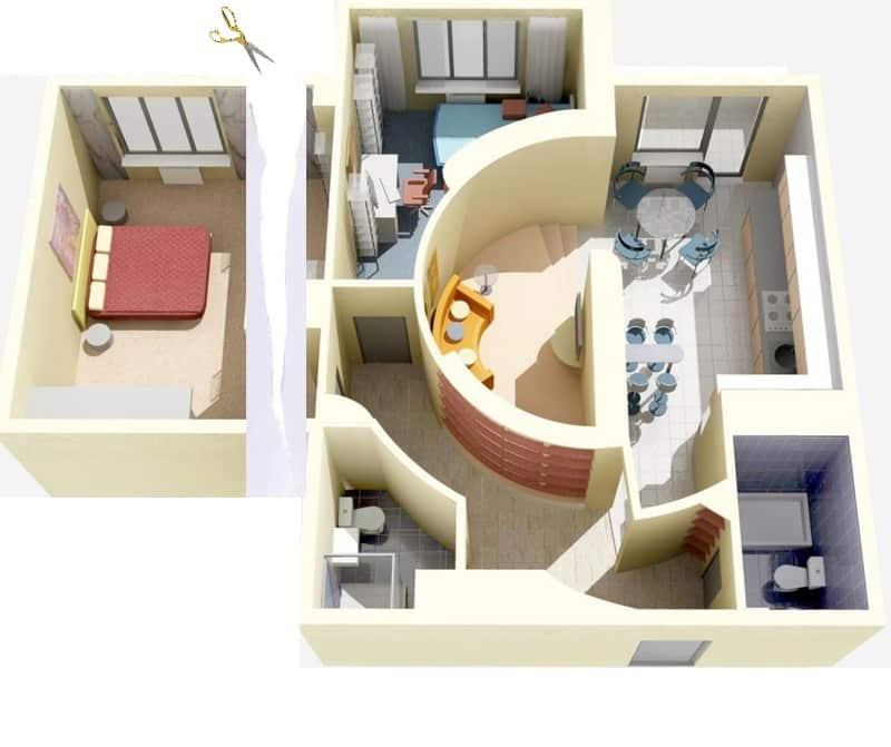 Оформление собственности на долю в квартире в Санкт-Петербурге