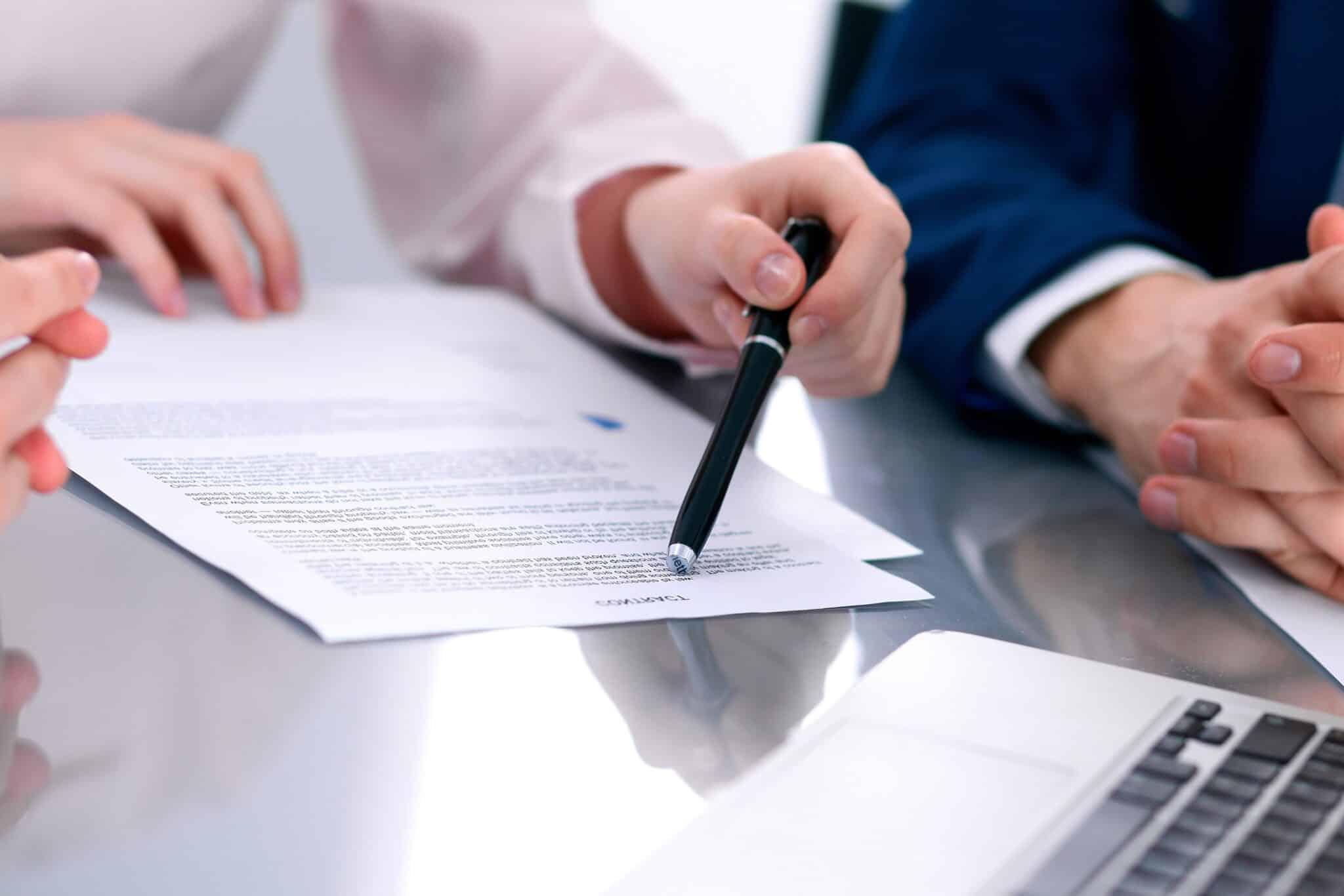 Составление договора купли-продажи юристом в Москве